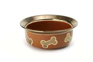 Napa Copper Keramikksk�l