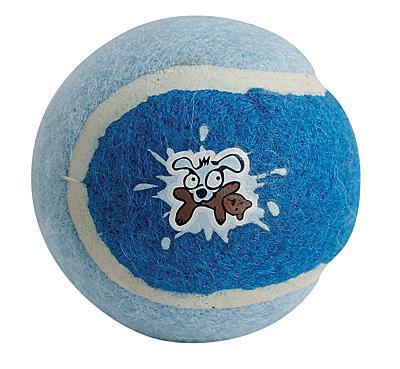 Rogz Pups tennisball - bl�