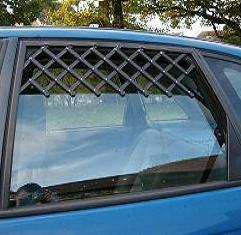 Ventilasjonsgitter bil