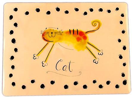 Underlagsmatte Cat