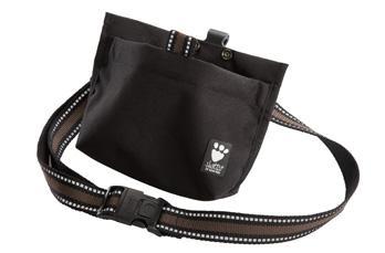 Hurtta proff godbitpose - svart