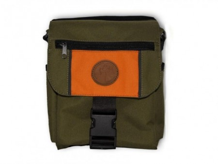 Dummybag Small - Khaki/Orange