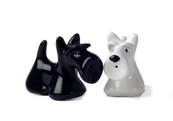 Skots Terrier - tofarget